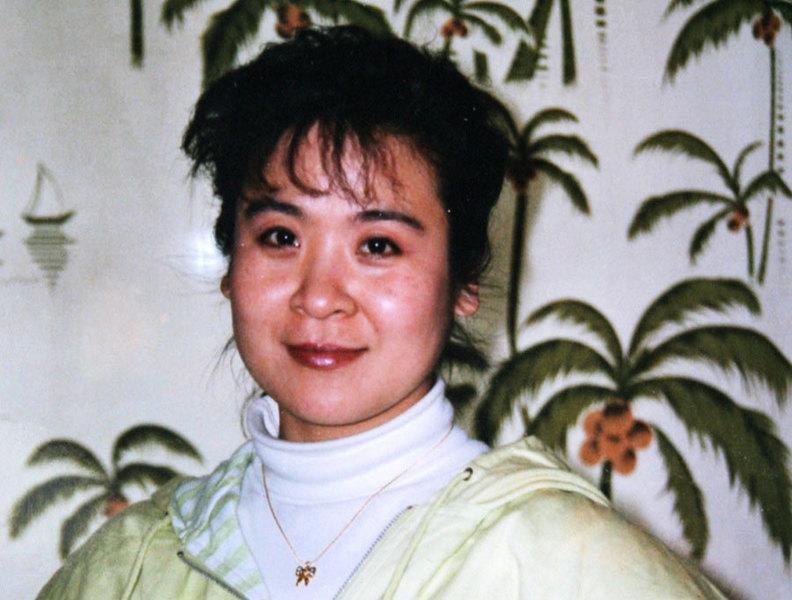 原中新社研究部女採編高維平被非法關押