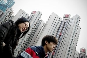 大陸持續樓市調控 五十城賣地收入同比漲三成二