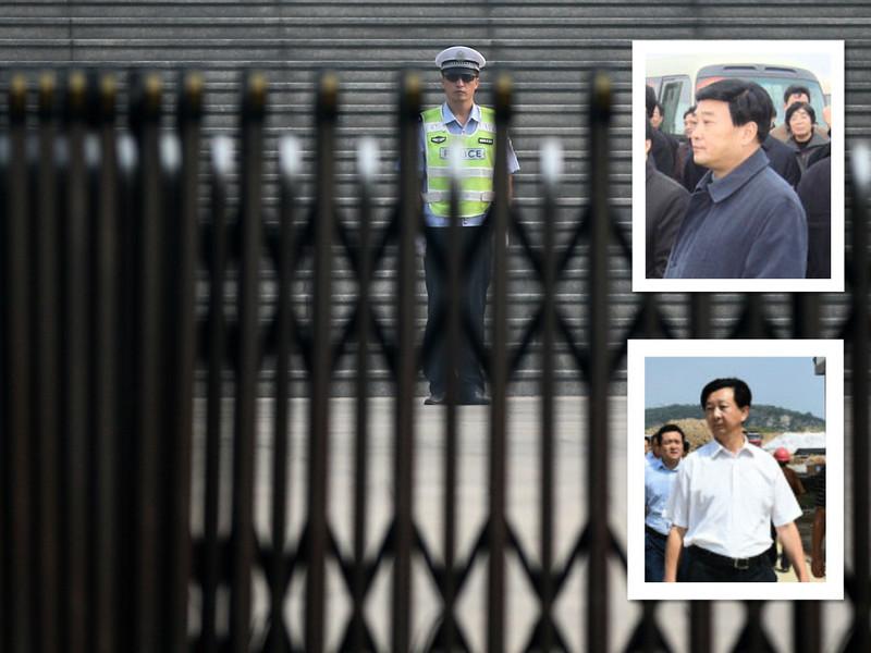 江蘇兩大國企前書記被處理 曾是上下級