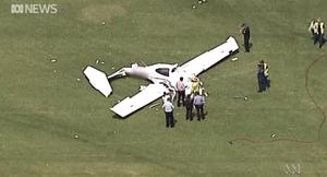 港青澳洲駕小型飛機墜機亡