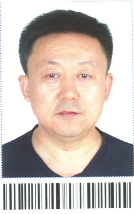 9月19日被綁架的南京法輪功學員馬振宇。(大紀元)