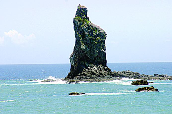立神岩。(網絡圖片)
