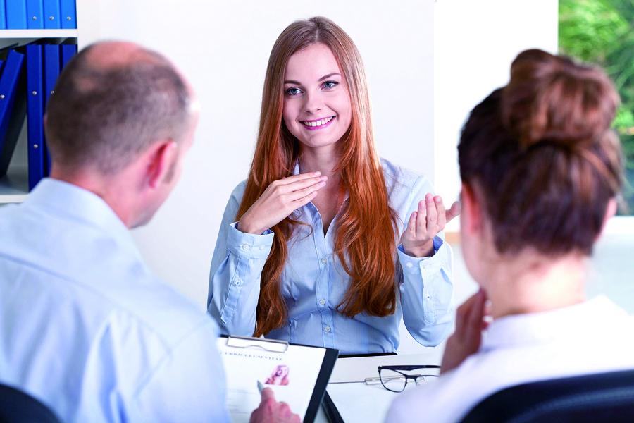 面試被問到 「請簡單介紹你自己」 如何回答?