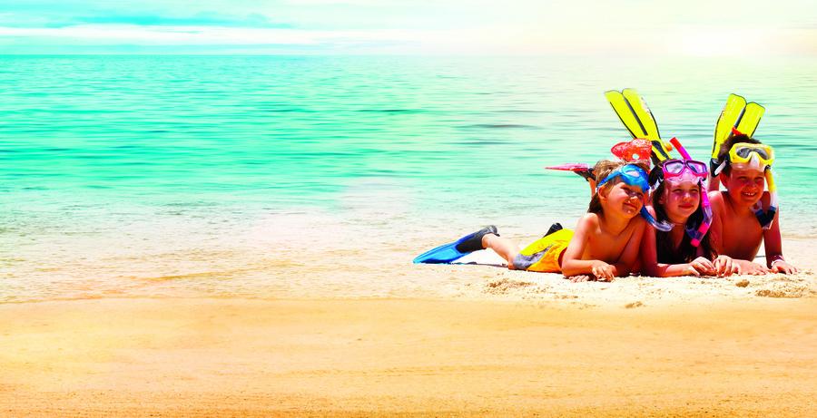 海邊玩得痛快安全規則要遵守