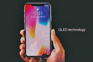 iPhone X新材料技術 兩大焦點受矚目