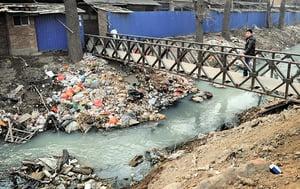大陸地下水遭污染 八成不能飲用