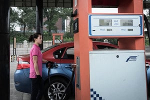 北韓汽油價格大漲 大陸海關邊境查走私