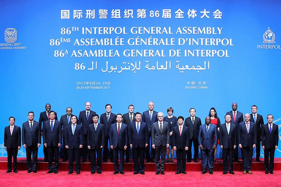 國際刑警組織北京開會 外界憂會否濫用權力