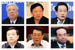 習拿下六名中央委員 孫政才或十九大後被處理