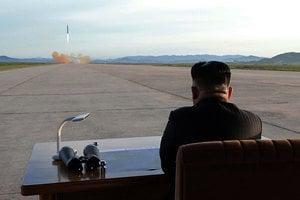 北韓導彈還在空中 特朗普已聽取了報告