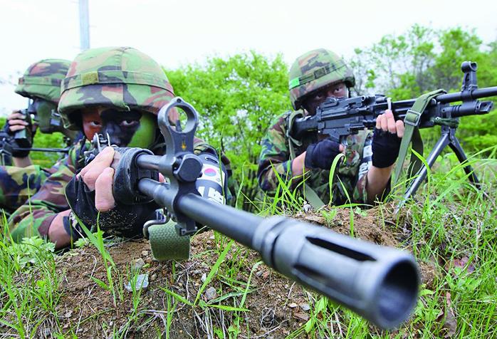 韓導彈干擾系統成功測試 將投入斬首金正恩行動