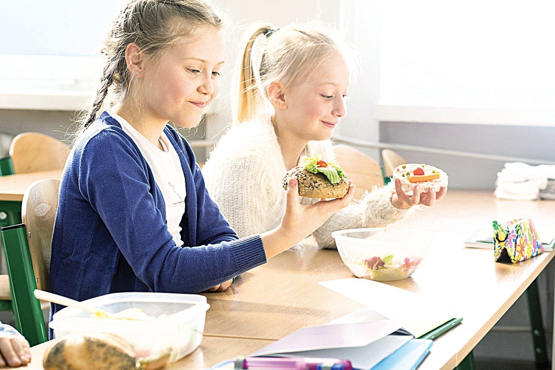 為孩子準備美味的午餐,能讓他們在學校度過美好時光。