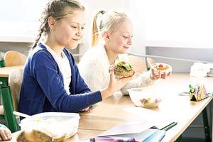 簡單食譜增添孩子的餐點靈感