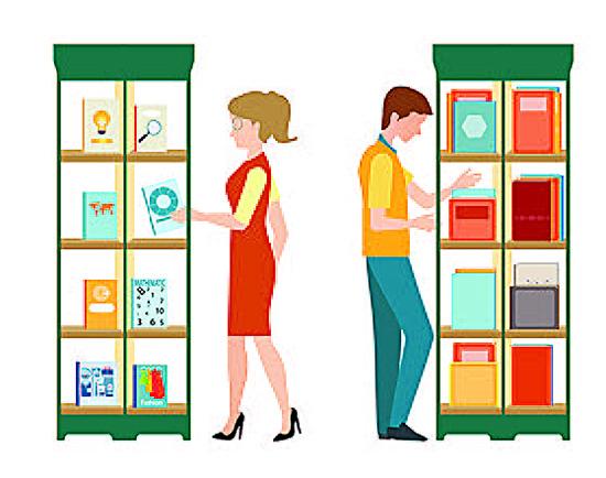 《小鎮書情》序  小鎮、書店 有時還有人生