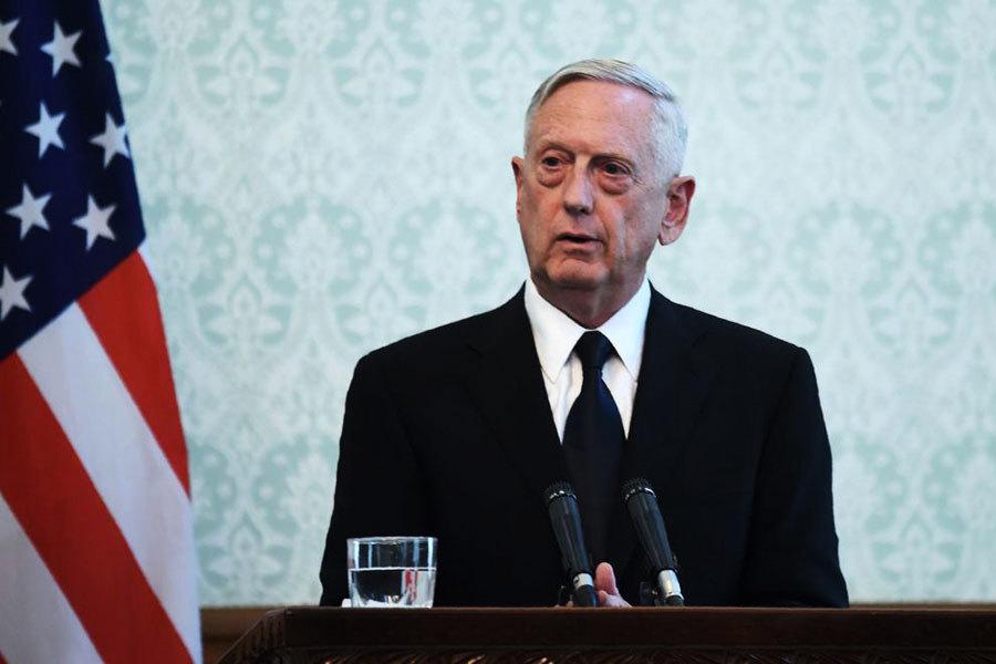 美防長剛抵阿富汗 喀布爾機場遭四十炮擊