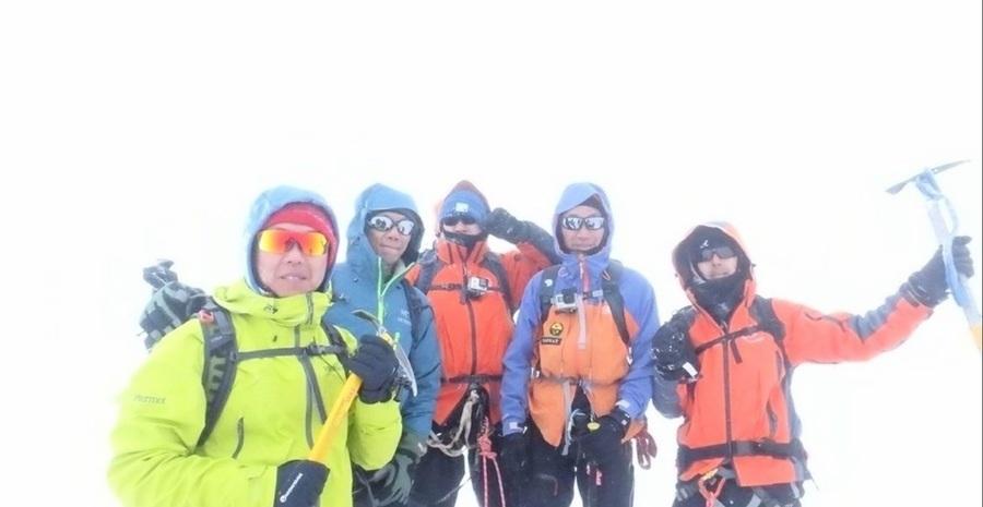 港人攀瑞士艾格峰遇雪崩 一人罹難