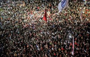 巴西啟動彈劾總統程序