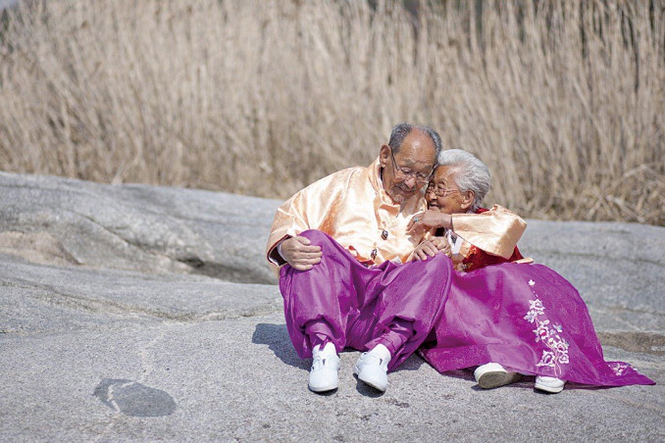 預測到2030年,韓國將成為全球最長壽國家。(網絡圖片)