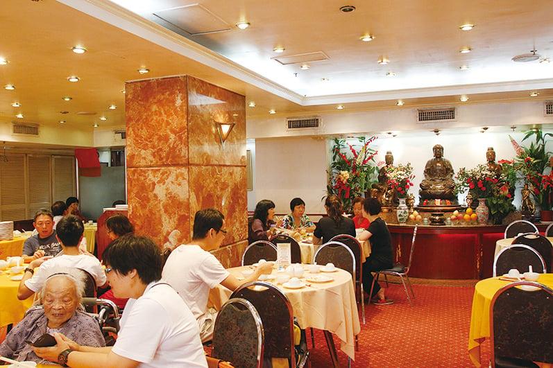 普光齋是做街坊生意,務求盡量讓街坊食得開心。
