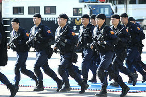 中國新歌聲濺血事件發酵 台掃黑逮捕首腦七人