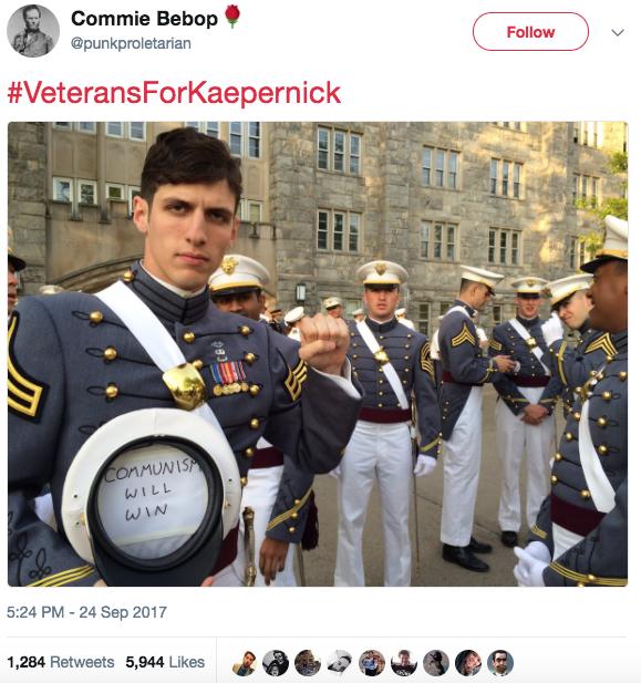西點軍校畢業生,美軍少尉公開宣揚共產主義事件繼續發酵,美軍和軍校將進行調查,而其父也表示為兒子的行為感到羞愧。(Spenser Rapone's twitter)