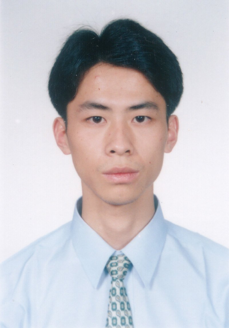 江西省法輪功學員黃雄2003年近照。(大紀元)
