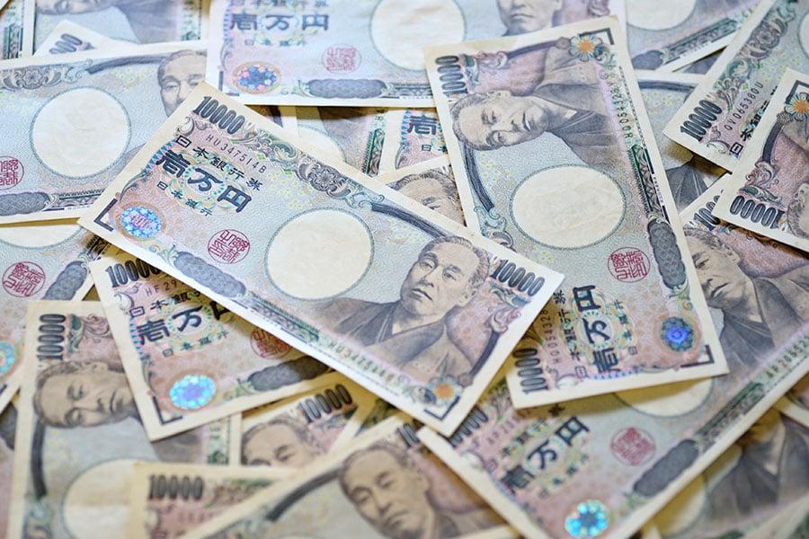 日本NHK曾做過一個綜合報道,發現今年在五個地方發現的現鈔總額超過8,500萬日圓。(istock.com)