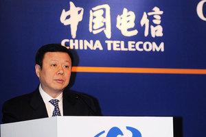 中國聯通董事長王曉初未入十九大名單