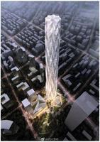 地震多發區 四川成都將建世界第二高樓被質疑