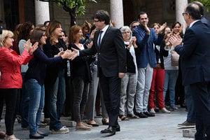 西班牙加泰公投 九成選民支持獨立