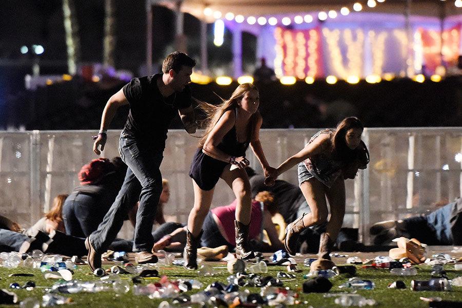 賭城槍手精心設計大屠殺 曾瞄準其它音樂節