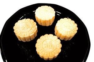 【梁廚美食】冰皮月餅