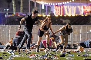 美賭城音樂會傳槍響 已至少50死200人受傷
