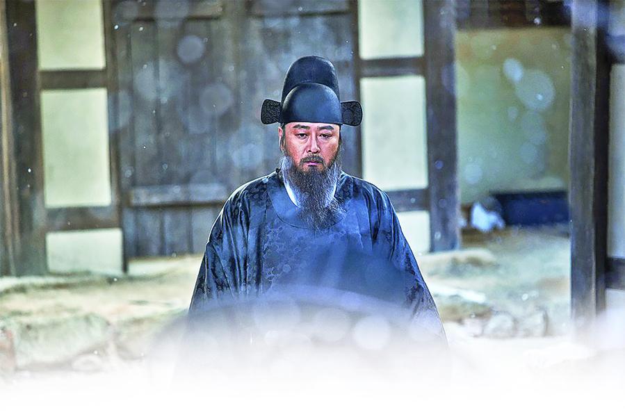 南漢山城 李炳憲 金允石 實力對決飆演技