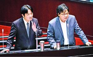 中共控制黑幫組黨攪擾台灣