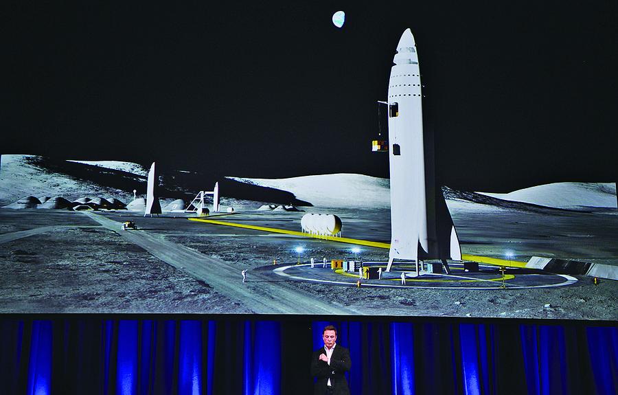 Space X計劃2024年載人去火星