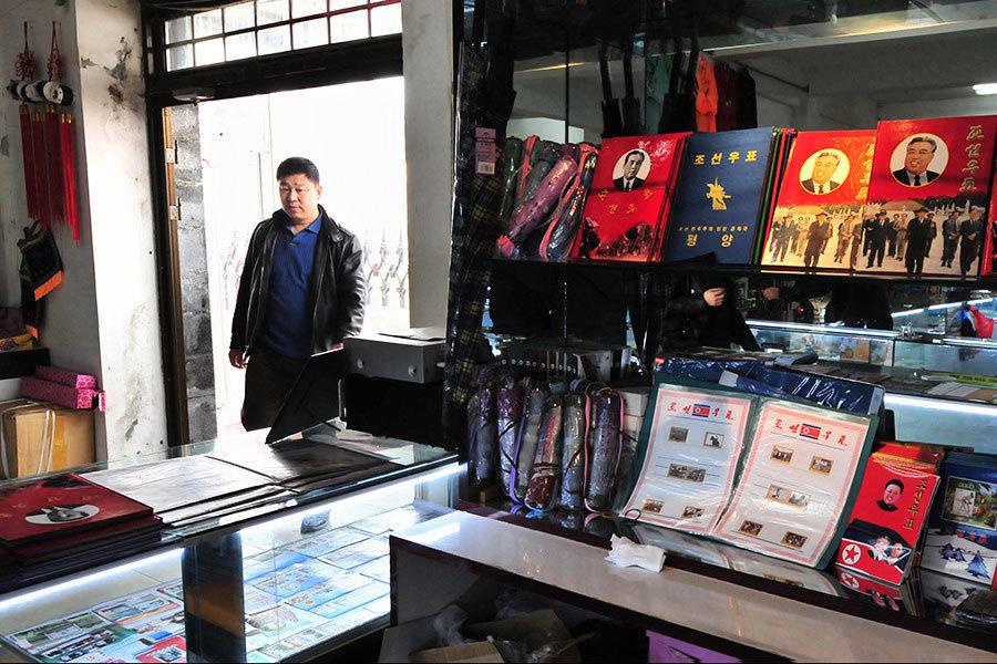 北京執行聯合國制裁 北韓工人離開丹東