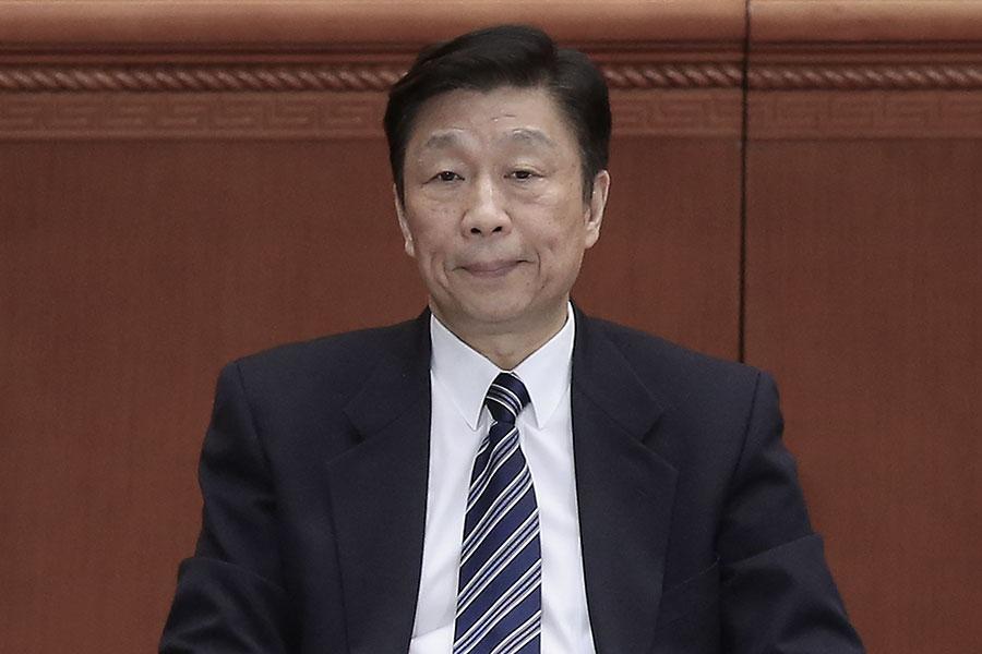 外傳李源潮與落馬的令計劃關係匪淺,加上由他一手提拔的江蘇幫重要成員在過去幾年裏紛紛落馬,遭到調查,這也讓李源潮地位岌岌可危。(Feng Li/Getty Images)
