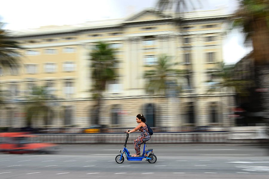 中國製電動單車氾濫歐洲 業界告到歐委會