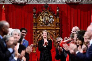 前女太空人正式接任加拿大總督