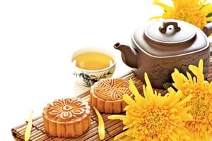 中秋佳節話養生 喝茶吃月餅有祕訣