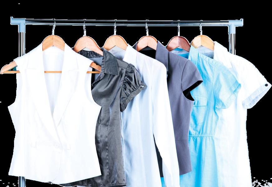 暑氣消秋意濃夏季衣物收納
