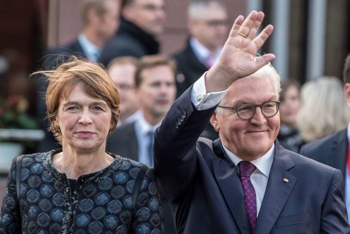德國歡慶統一27周年