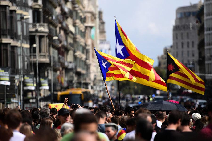 加泰隆尼亞主席:幾天之內將宣佈獨立