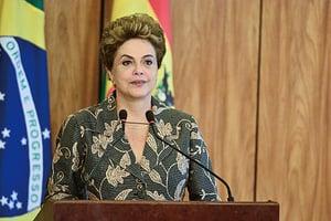 面臨彈劾 巴西總統指控是陰謀