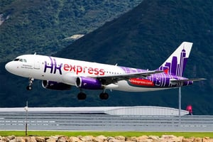 香港快運航空向監管當局提交報告
