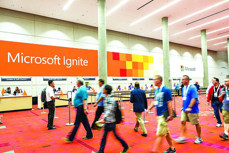 Microsoft Ignite 2017開幕