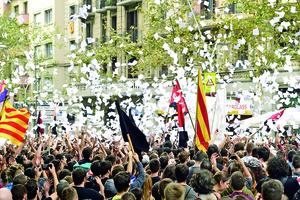加泰羅尼亞擬近日宣佈獨立