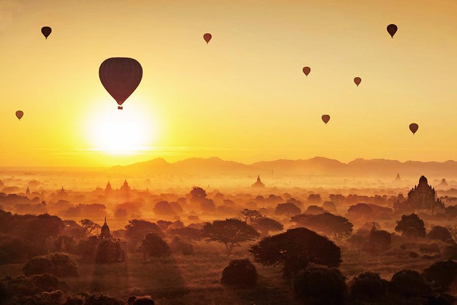 蒲甘曼德勒深度遊 Amazing Myanmar – In-depth Tour of Bagan and Mandalay