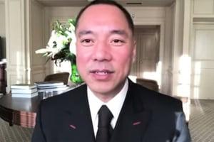 取消「郭文貴對話」 江綿恆勢力滲透美國